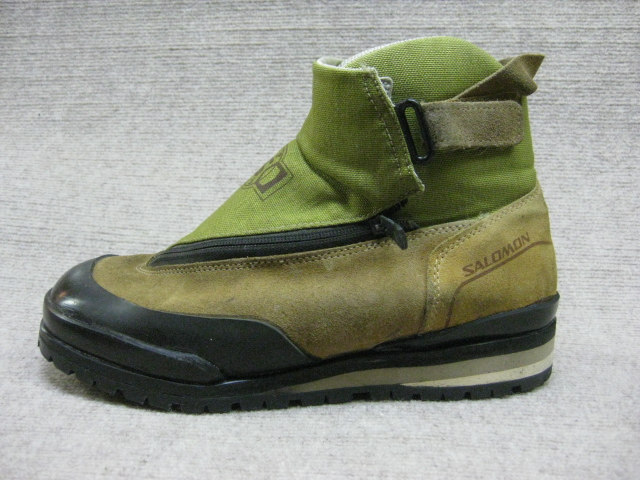 靴底の剥がれAFTER