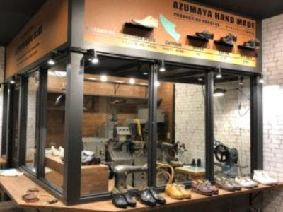 靴工房 リニューアル