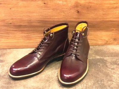紳士靴 ショートブーツ